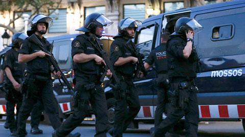 Los terroristas de Cataluña preparaban un ataque mayor