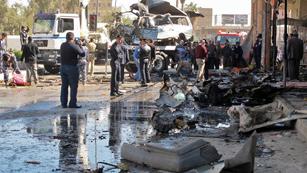 Una cadena de atentados deja 43 muertos y 200 heridos en Irak