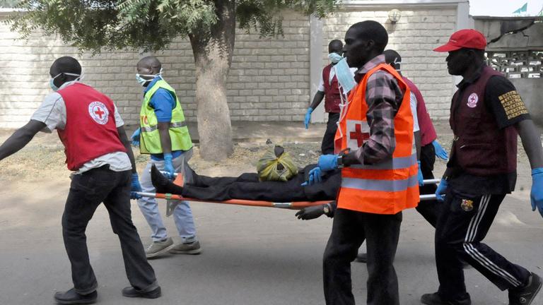 Cadena de atentados en Kano, la segunda ciudad de Nigeria