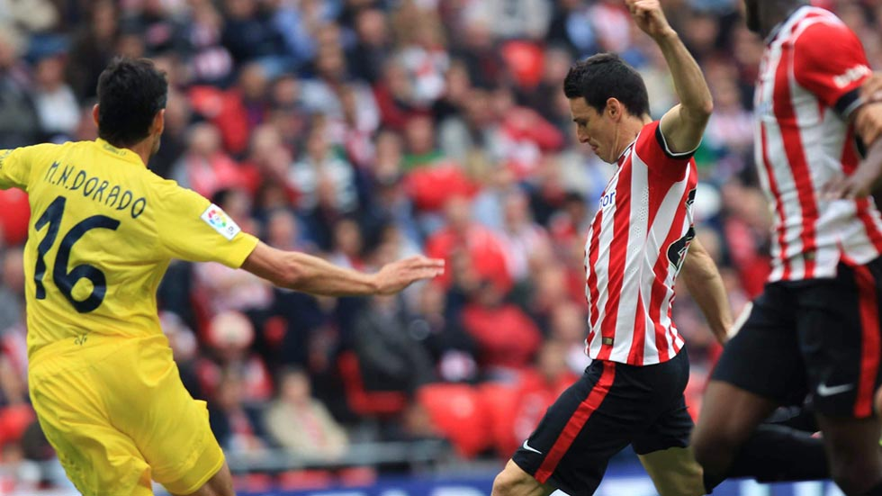 Athletic 4 - Villarreal 0