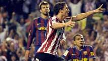 Ir al VideoAthletic - Barça, un clásico de grato recuerdo para De Marcos