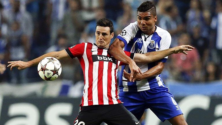 El Athletic cae en Oporto y se queda casi sin opciones