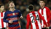 Ir al VideoEl Athletic pone de nuevo a prueba al Barcelona en el duelo más copero