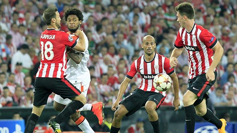 El Athletic, satisfecho con su empate en Champions