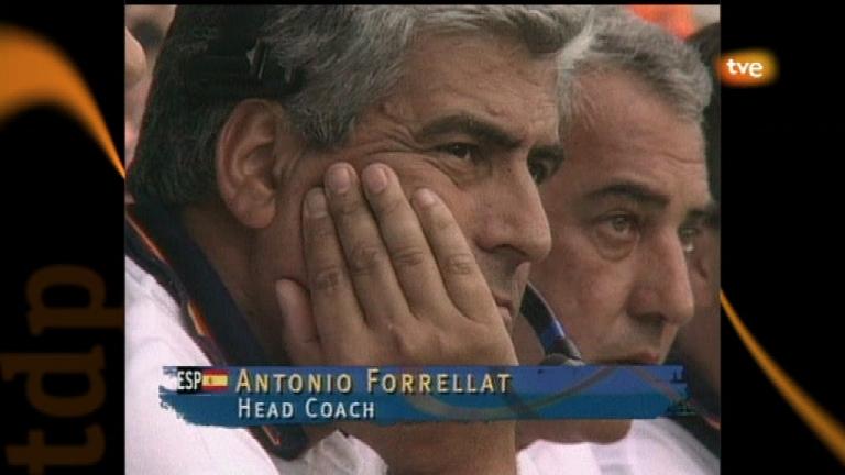 Londres en juego - Atlanta 1996. Hockey hierba masculino. Final Holanda-España