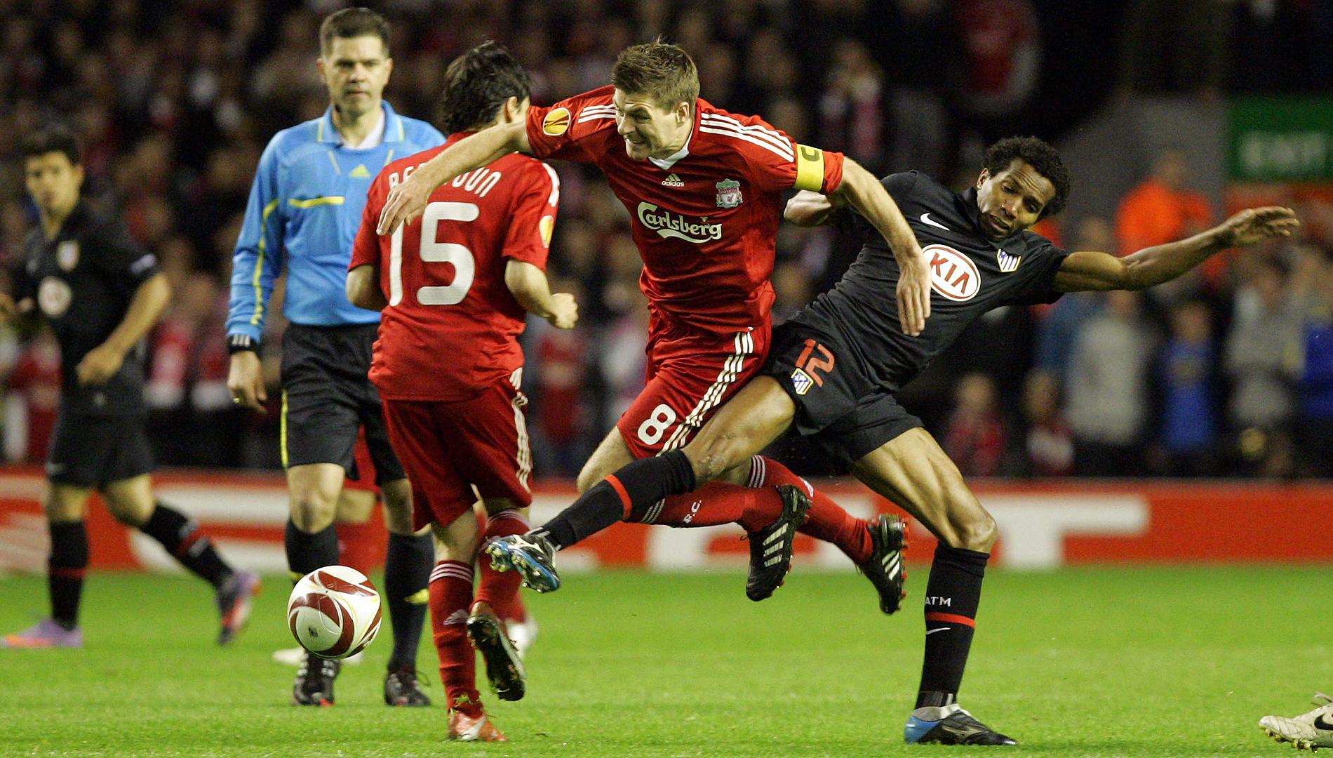 Ir al VideoAtleti y Liverpool reeditan este martes las semifinales de Europa Legue de 2010