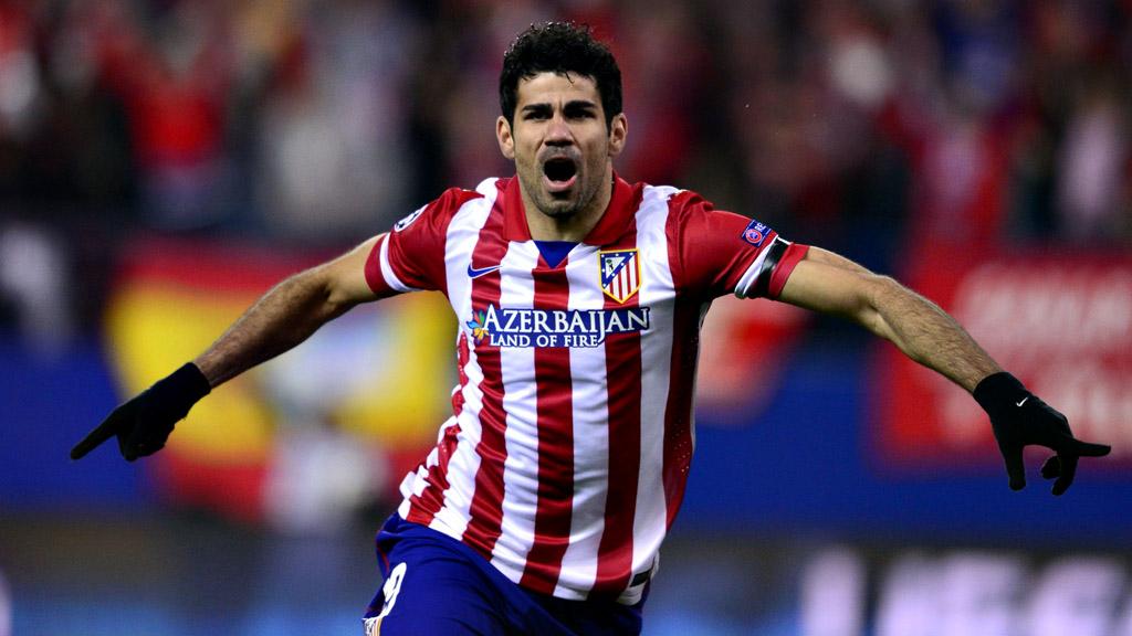 El Atlético anuncia el acuerdo para el regreso de Diego Costa