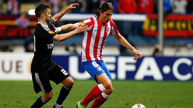 El Atlético confía en Simeone contra el 'infierno turco'