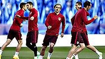 Ir al VideoEl Atlético de Madrid no estará solo en Leicester