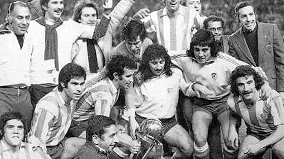 El Atlético de Madrid ganó la Intercontinental al Independiente de Avellaneda