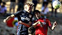 Ir al VideoEl Atlético de Madrid se impone al Numancia en primer partido pretemporada