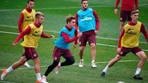 Ir al VideoEl Atlético quiere mantener el liderato ante el Granada