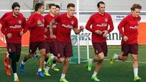 Ir al VideoEl Atlético no quiere sorpresas ante el Leverkusen