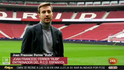 Ir al VideoEl Atlético rendirá homenaje a Gabi antes del duelo contra el Espanyol