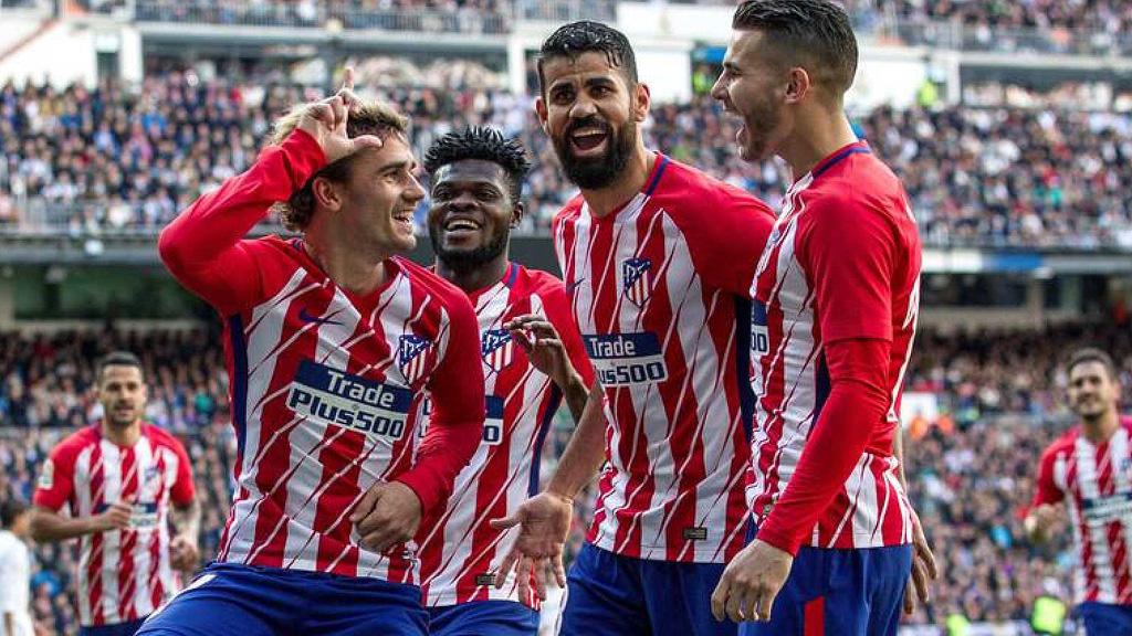 Ir al VideoEl Atlético, a vencer en Lisboa para reafirmar su condición de favorito
