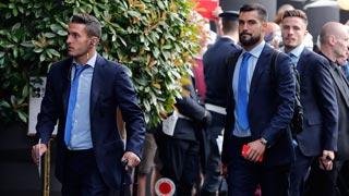 El Atlético ya está en Milán