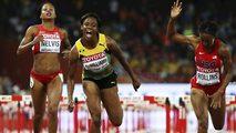 Atletismo - Campeonato del Mundo de Atletismo Pekin 2015. Sesión vespertina 2 - 28/08/15