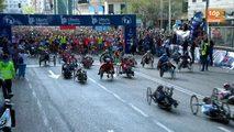 Atletismo - Carrera Liberty. 'Una meta para todos'