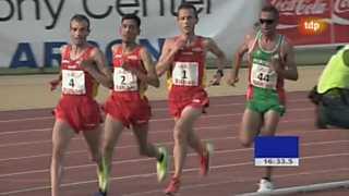 Atletismo - Copa de Europa 10.000 metros. Carreras masculina y femenina
