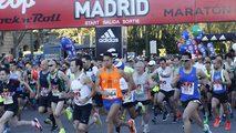 Atletismo - Rock'n Roll Madrid Maratón 2016