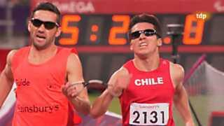 Juegos Paralímpicos Londres 2012 - Atletismo: Sesión vespertina, 1