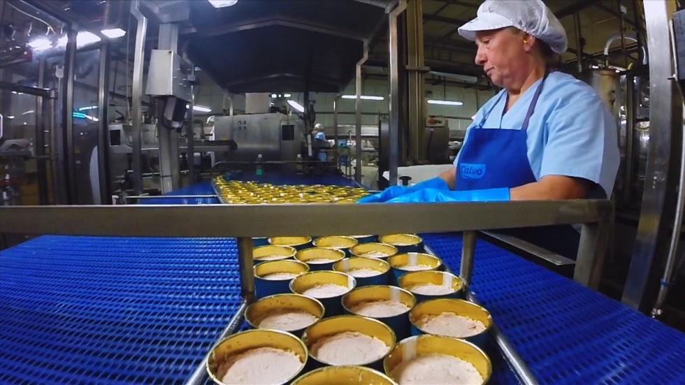 Fabricando Made in Spain - Atún claro en aceite