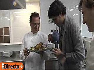 España Directo - Atún encebollado al Jerez