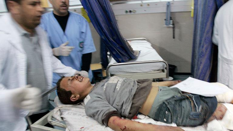 Aumenta la tensión en la franja de Gaza