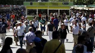 Aumentan un 3,5% las ventas en la Feria del Libro de Madrid