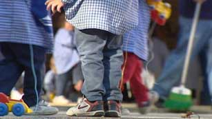 Según un informe de UNICEF la infancia es el colectivo más pobre en España