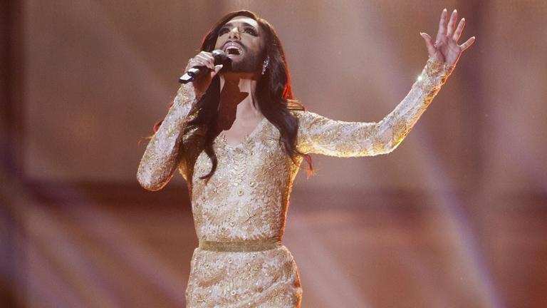 """Eurovisión 2014 - Austria: Conchita Wurst canta """"Rise like a Phoenix"""" en la final de Eurovisión 2014"""