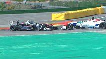 Eurofórmula Open 2ª Carrera desde Spa (Bélgica)