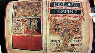 Detienen al presunto autor material del robo del Códice Calixtino
