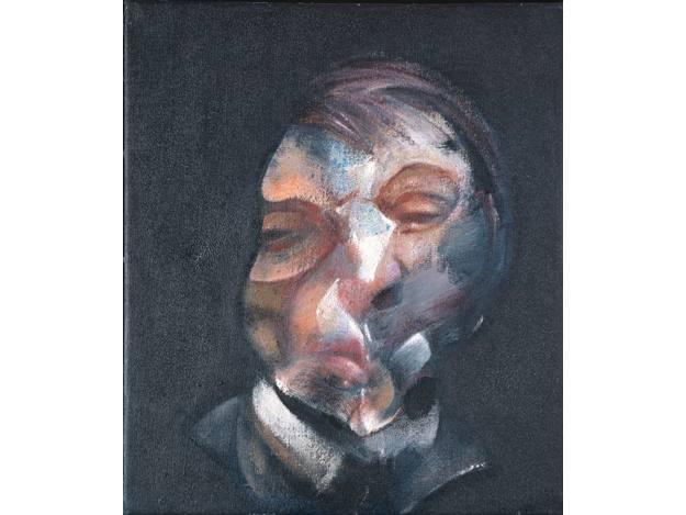 """""""Autorretrato"""", Francis Bacon, (1971)"""