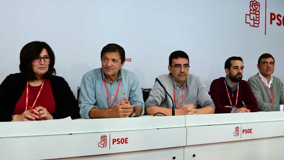 Avance informativo - Comité Federal del PSOE