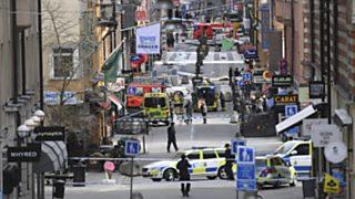 Avance informativo - Especial atropello múltiple en Estocolmo