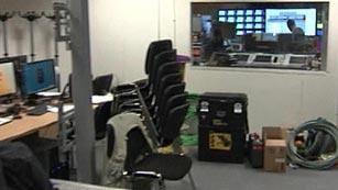La avanzadilla de RTVE en los Juegos