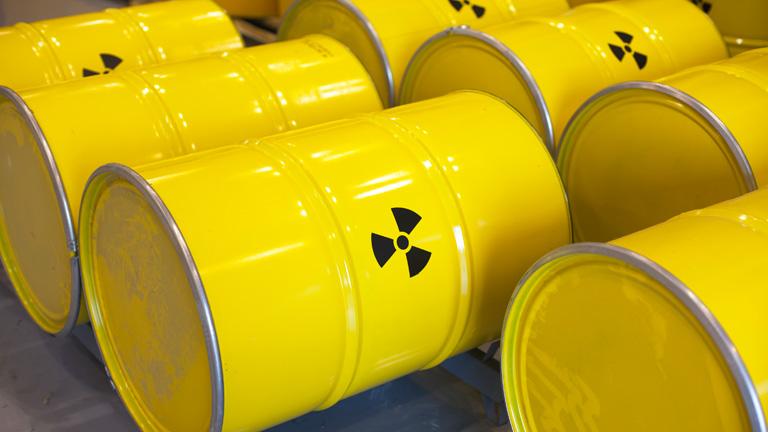Avanzan las obras del futuro almacén de residuos nucleares de Villar de Cañas