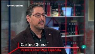 La Aventura del Saber. Concienciados con la infancia. Carlos Chana. Cruz Roja Española