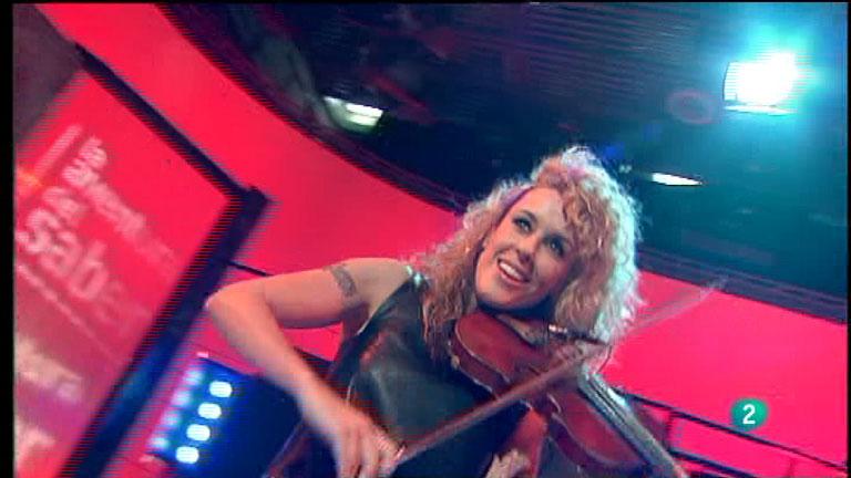 La Aventura del Saber. Judith Mateo. Violinista. Highway to Hell