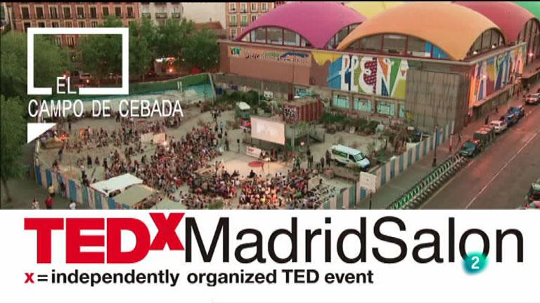 La Aventura del Saber. TEDxMadridSalon en El Campo de Cebada