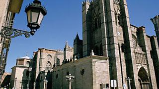 Ciudades españolas Patrimonio de la Humanidad - Ávila
