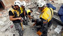 Ir al VideoUn avión de la Fuerza Aérea Española viaja a Ecuador con ayuda de emergencia