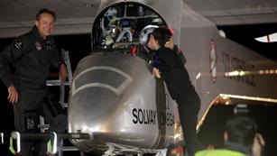 El avión solar aterriza en Marruecos y cumple el sueño de unir Europa y África
