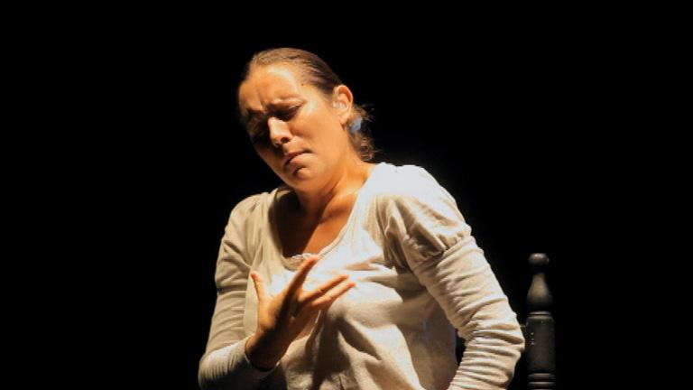 Mari Ángeles Narváez, la primera mujer sorda graduada en danza española