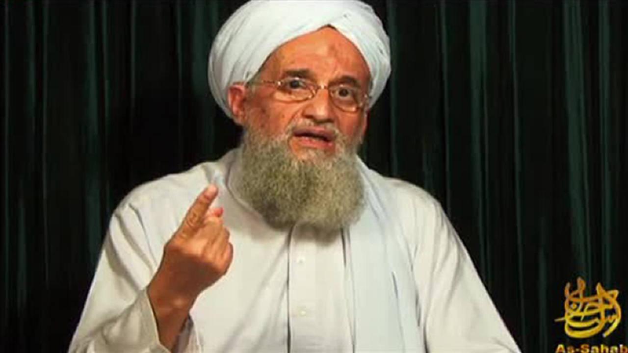 Aymán al Zawahiri, sucesor de Bin Laden al frente de Al Qaeda