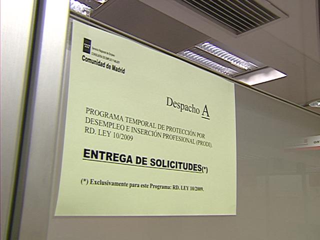 45 de cada 100 trabajadores que cobraron la ayuda de los 420 euros encontraron empleo