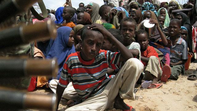 La FAO hace un llamamiento de ayuda urgente para el Cuerno de África