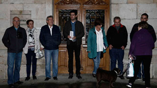 El Ayuntamiento de Alsasua condena la agresión a dos guardias sin el apoyo de UPN y EH Bildu