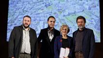 Ir al VideoEl Ayuntamiento de Madrid reduce 12.000 viviendas al norte de la Castellana